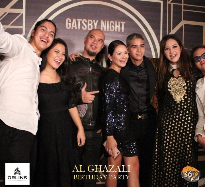 Berita Artis : Pertemuan Kembali Ahmad Dhani dan Maia Estianti