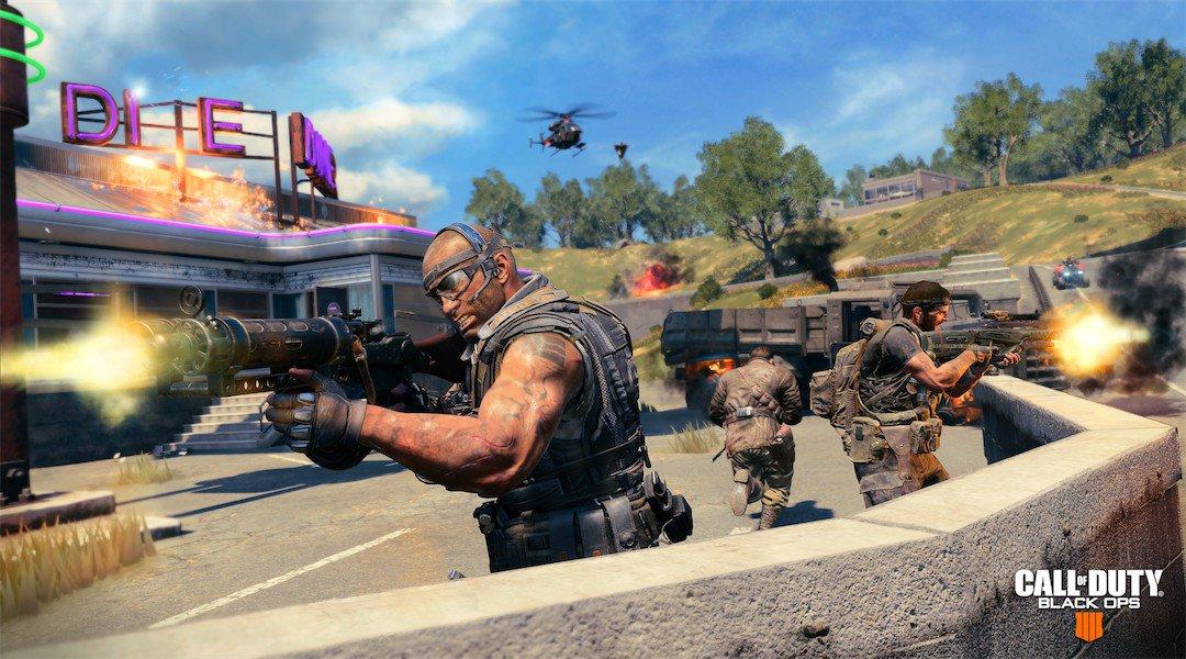 Call of Duty: Black Ops 4 Menambahkan Jumlah Pemain Blackout