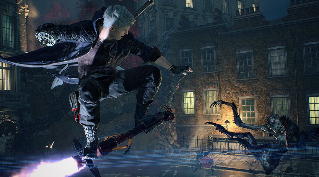 Devil May Cry 5 Senjata Devil Breakers Diungkap