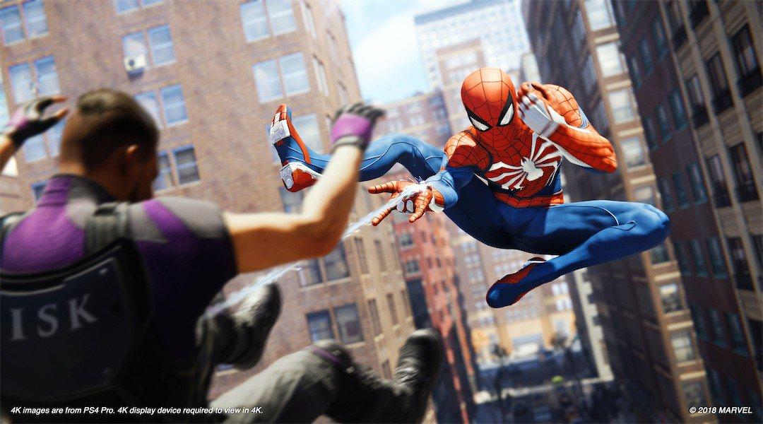Spider-Man di PS4 Akan Mendapatkan New Game Plus