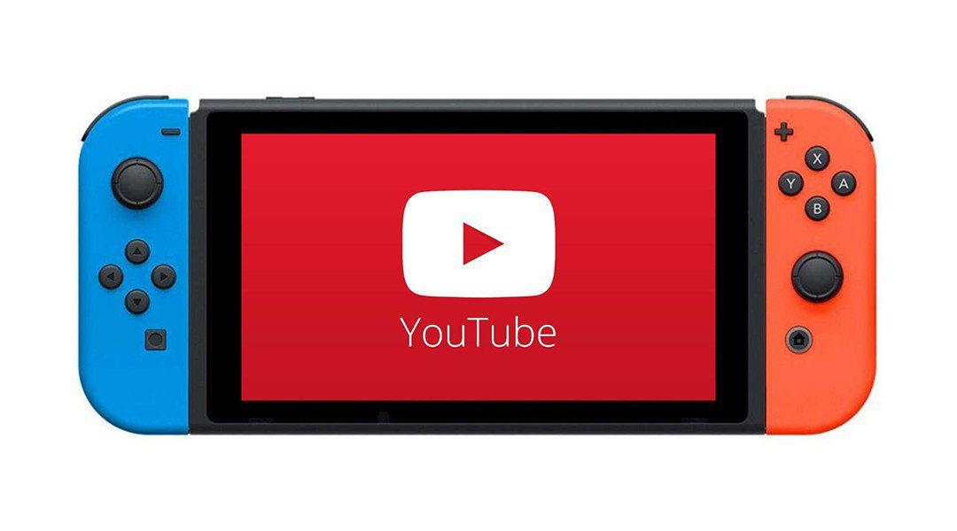 YouTube Nintendo Switch App Datang Di Minggu Depan