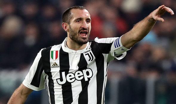 Juventus, Liga Champion