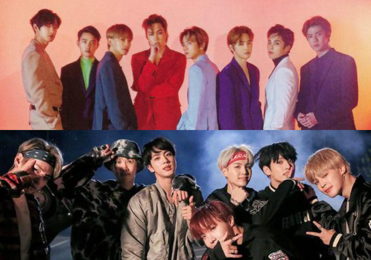 Fans BTS Minta Maaf Atas Tudingannya Terhadap EXO-LAB
