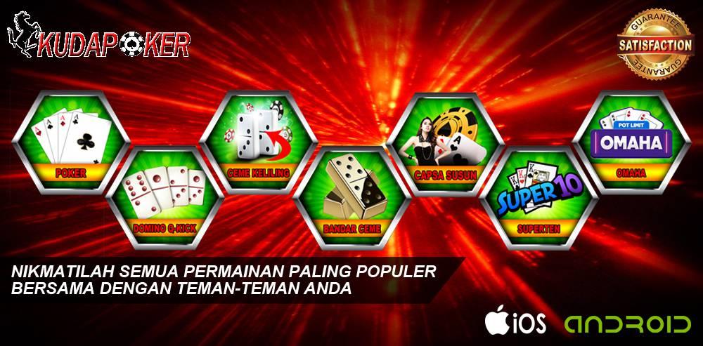 Kudapoker Situs Poker Online Tepercaya dan Aman