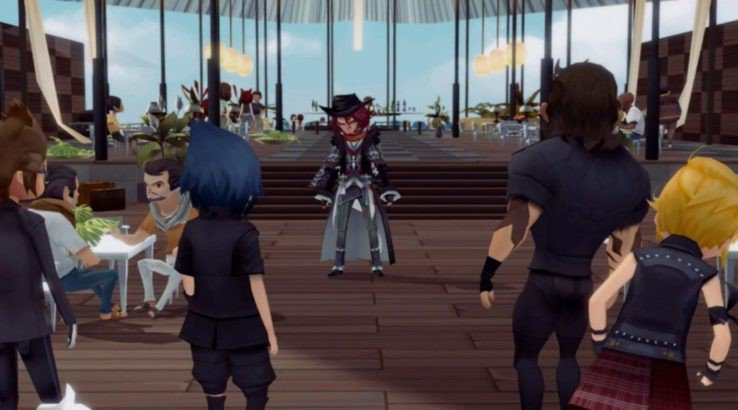 Final Fantasy 15: Pocket Edition HD Datang Ke Konsol