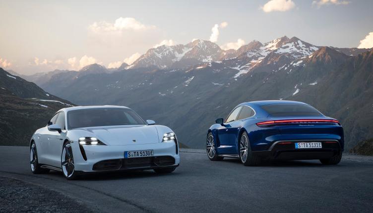 Porsche Taycan Siap Bersaing Di Sektor Mobil Listrik