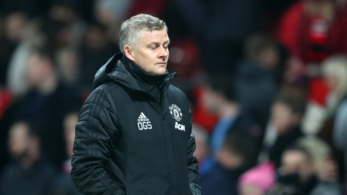 Pendukung Manchester United berhak merasa 'kecewa' – Solskjaer