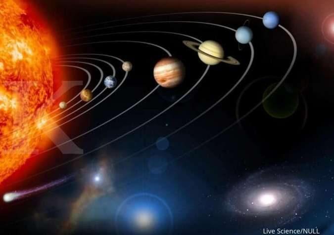 Tata Surya Tempat Tinggal Manusia