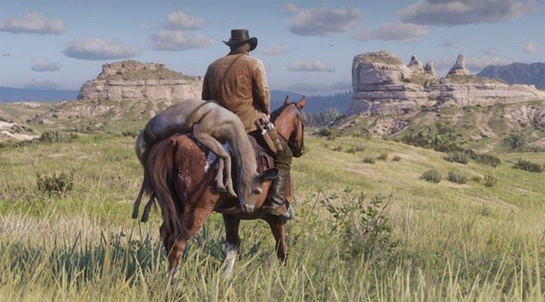 Pemain Red Dead Redemption 2 Pergi Ke Ujung Peta Untuk Mencari Tahu