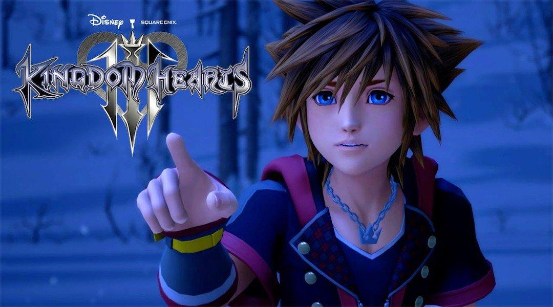 Size Kingdom Hearts 3 Ukuran Sizenya Sudah Diketahui Untuk PS4