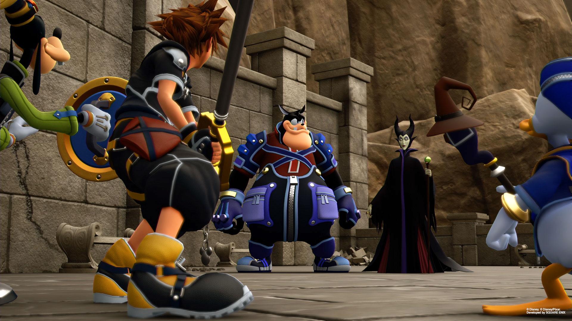 Berapa Banyak Dunia Di Game Kingdom Hearts 3