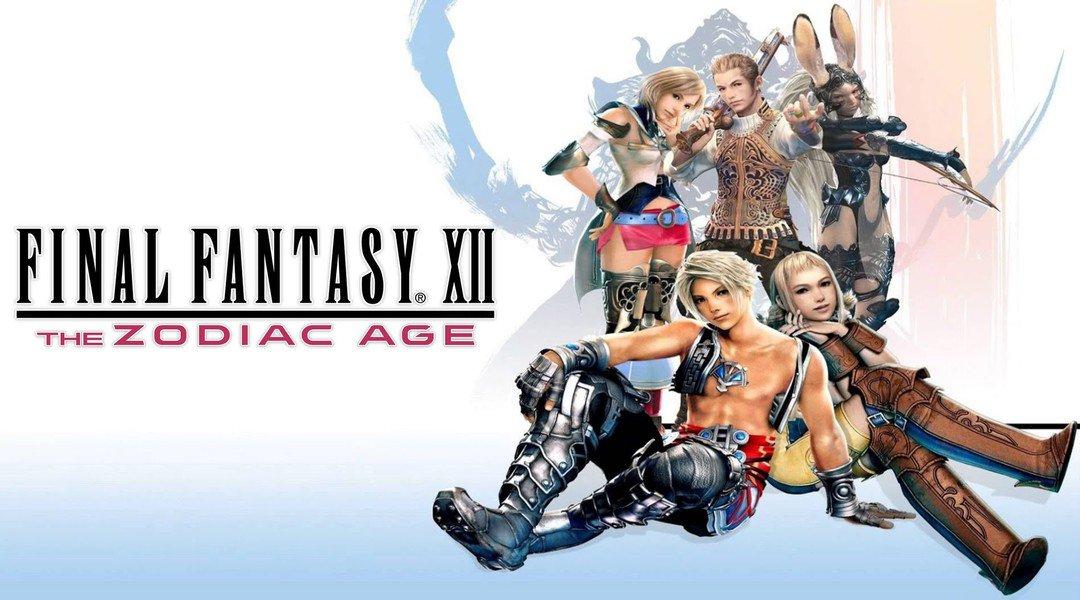 Final Fantasy 12 The Zodiac Age Fitur Baru Yang Di Port