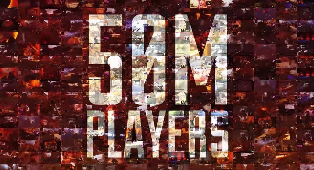 Apex Legends Memiliki Pencapaian Jumlah Pemain yang Memukau