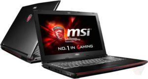 MSI GL62M 7RDX 1018
