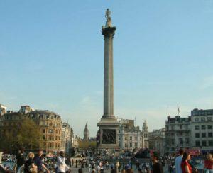 Nelson Column. Inggris