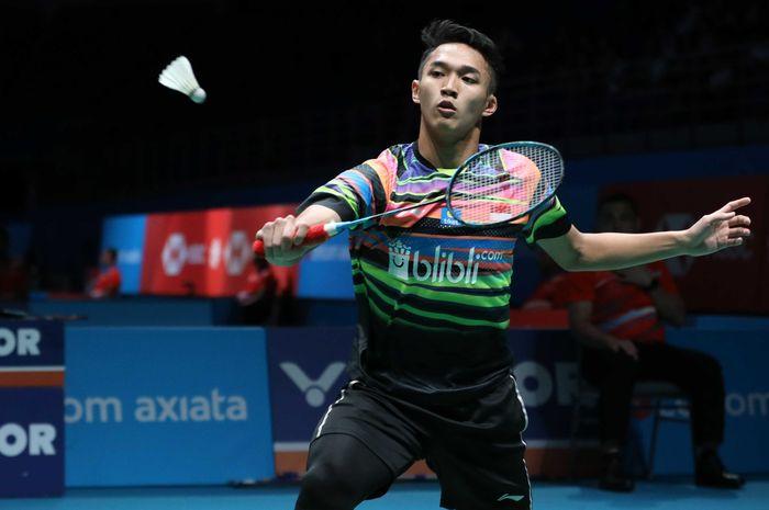 Tim bulutangkis Indonesia masuk ke partai puncak di New Zealand Open 2019