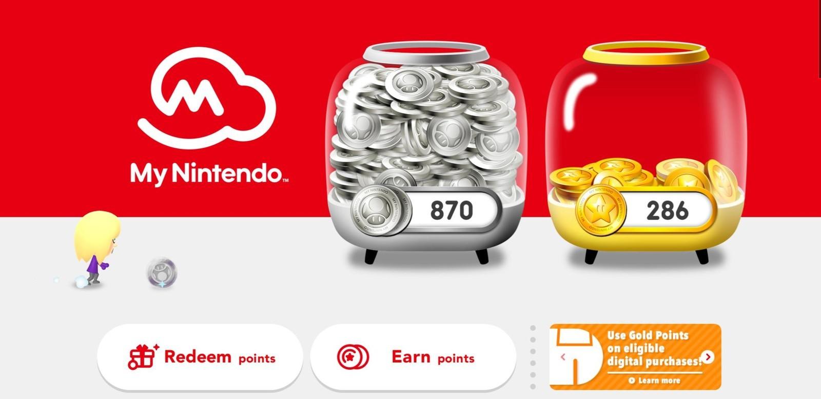 Nintendo Points Bisa Digunakan Untuk Membayar Subscription Online