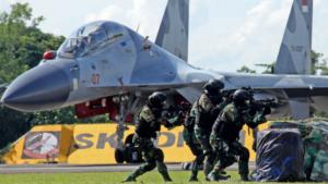 Mengenal Paskhas, Pasukan Elite Kebanggaan TNI AU